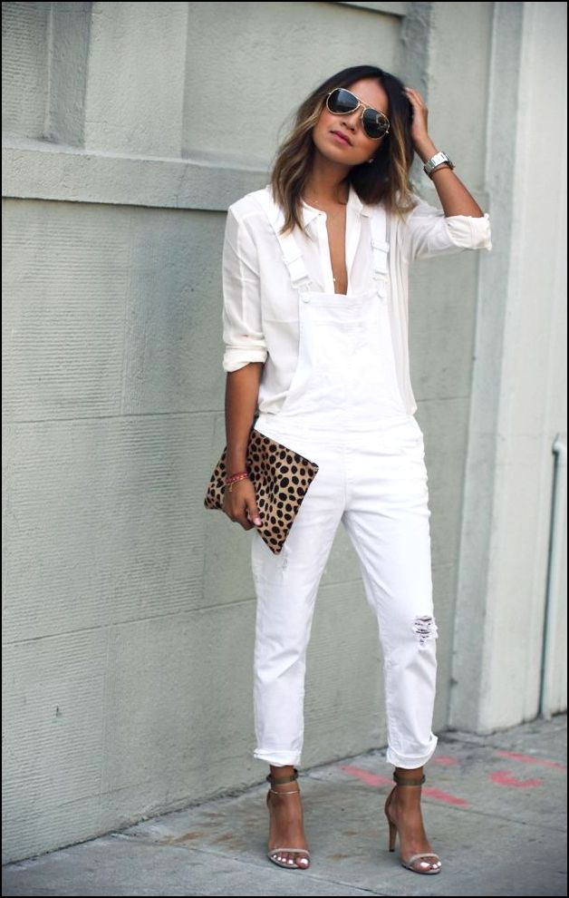 total white look sincerelyjules